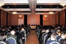 Foto gjatë Konferencës Gjyqësore Kombëtare datë 08.04.2011