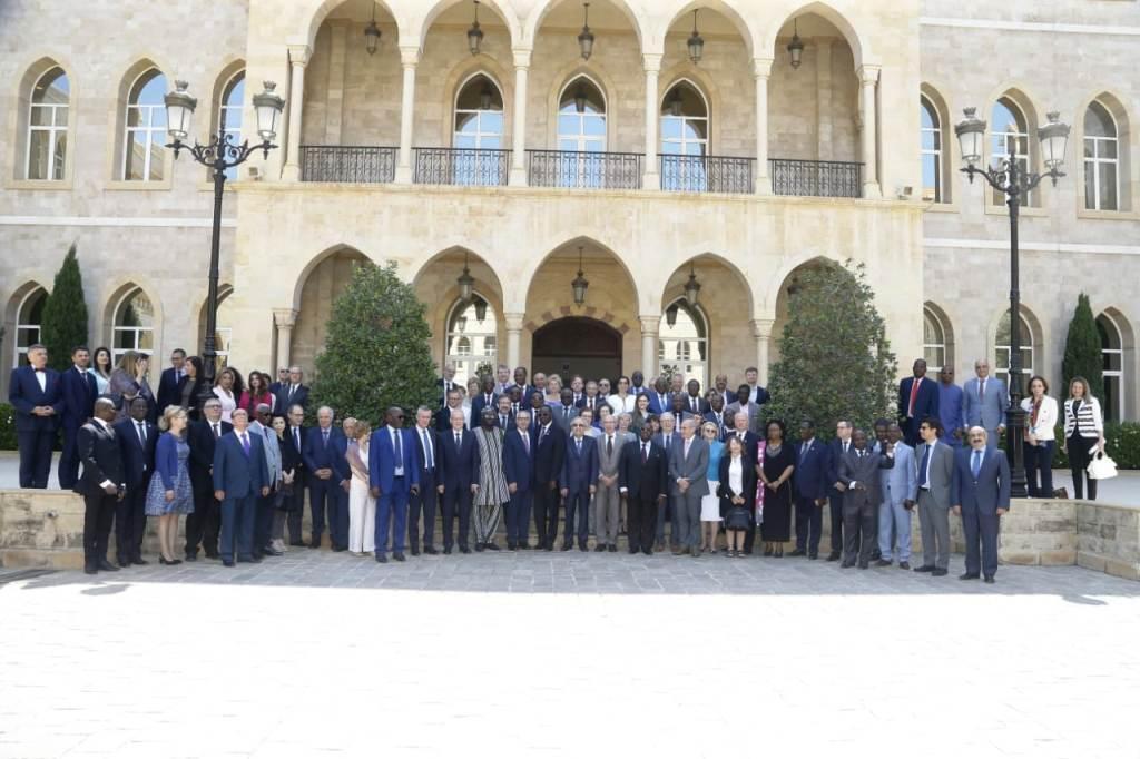 Me ftesë të Kryetarit të Shoqatës së Gjykatave të Larta të Vendeve Frankofone Z. Ousmane Batoko dhe Sekretarit të Përgjithshëm të kësaj shoqate Z. Jean-Paul Jean, Z. Xhezair Zaganjori mori pjesë në Kongresin e VI-të të AHJUCAF-it.