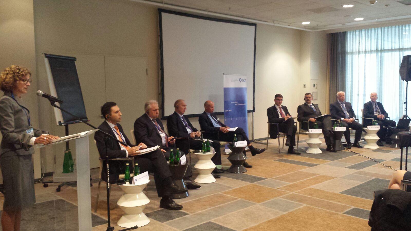 """Nga 19 deri me 30 shtator 2016, Organizata për Sigurinë dhe Bashkëpunimin në Evropë (OSBE), organizon konferencën vjetore me titull """"Implementimi i Dimensionit Njerëzor në hapsirën e OSBE"""""""